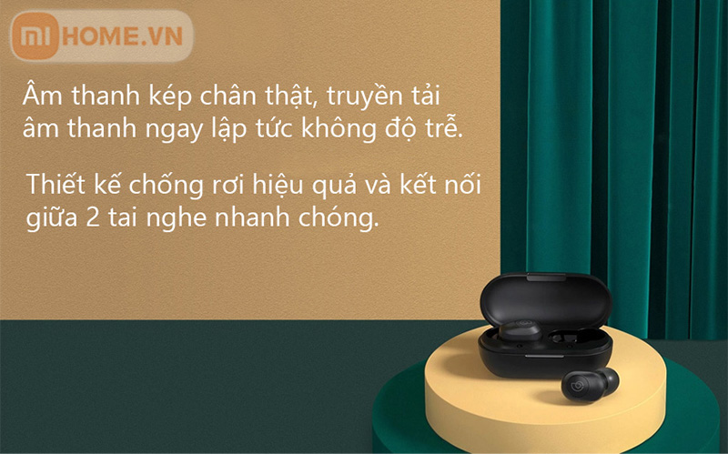 Tai nghe Bluetooth Haylou GT2S 7