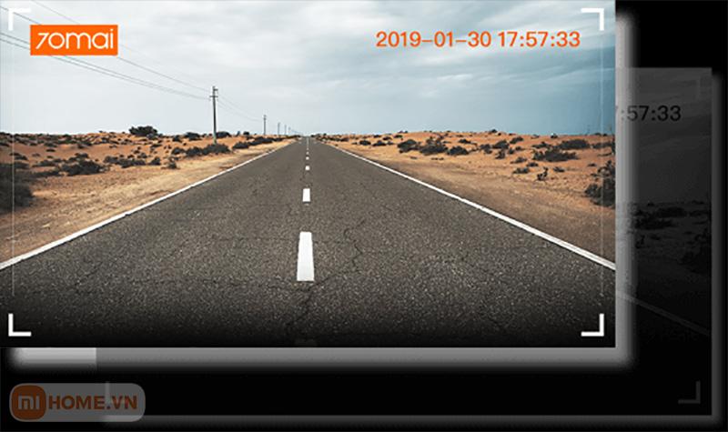 Camera hanh trinh guong Xiaomi 70mai 11