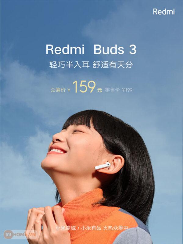 Redmi buds3 2