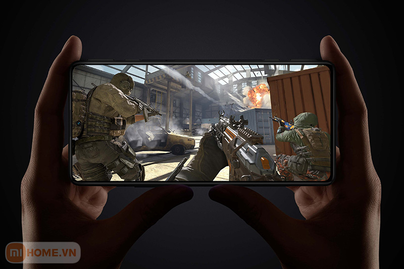 Xiaomi Redmi K40 Gaming 9